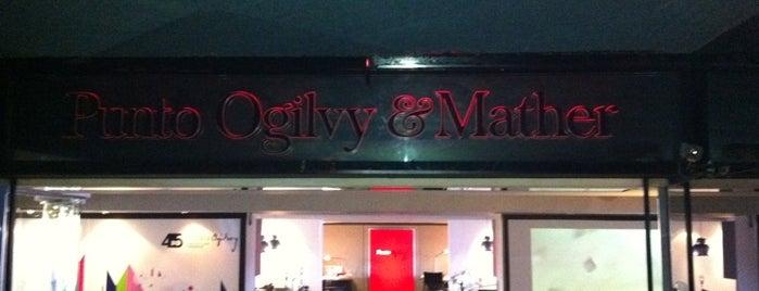 Punto Ogilvy is one of Lugares favoritos de Martin.
