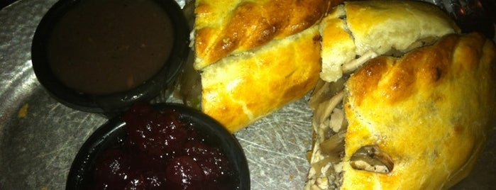 Cornish Pasty Co is one of Foodie Hot Spots.