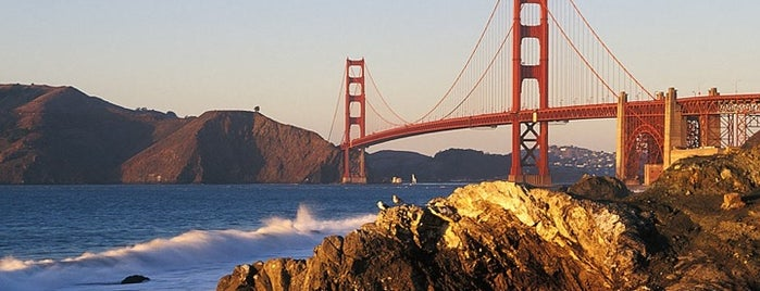 Marshall's Beach is one of Top 5 places to photograph the Golden Gate Bridge.
