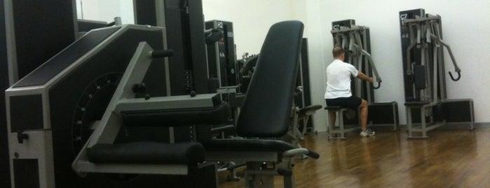 Kieser Training is one of Get Fit in London.