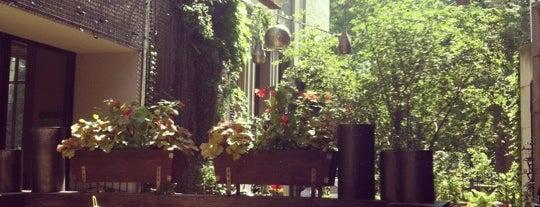 Talula's Garden is one of 50 Best Restaurants in Philadelphia for 2013.