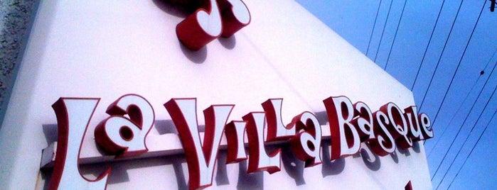 La Villa Basque is one of Old Los Angeles Restaurants Part 1.