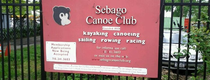Sebago Canoe Club is one of Brooklyn.