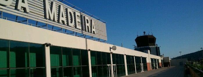Aeropuerto Internacional de Madeira Cristiano Ronaldo (FNC) is one of Airports Europe.