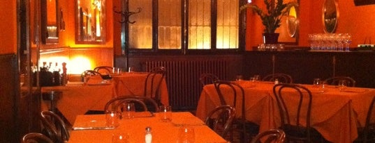 Ristorante Lucca is one of Milan(o) the BEST! = Peter's Fav's.