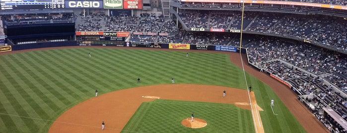 Yankee Stadium is one of MLB Stadium Quest.
