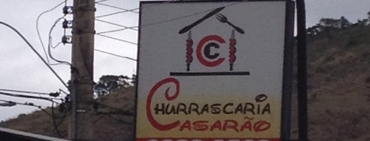 Churrascaria Casarão is one of Lieux sauvegardés par 'Samuel.