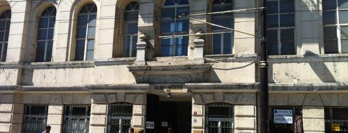 Basın Müzesi is one of istanbul gezi listesi.