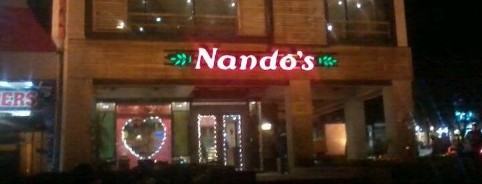 Nando's is one of Posti che sono piaciuti a Omer.