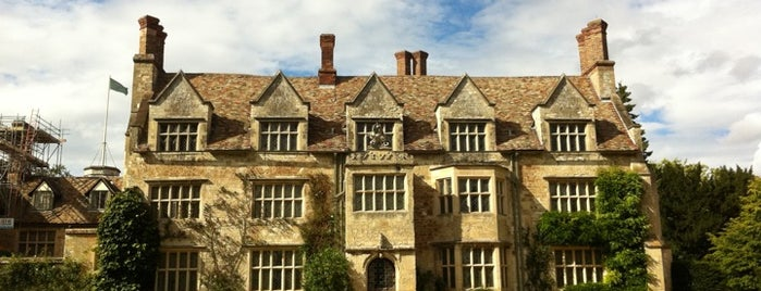 Anglesey Abbey is one of Part 1 - Attractions in Great Britain.