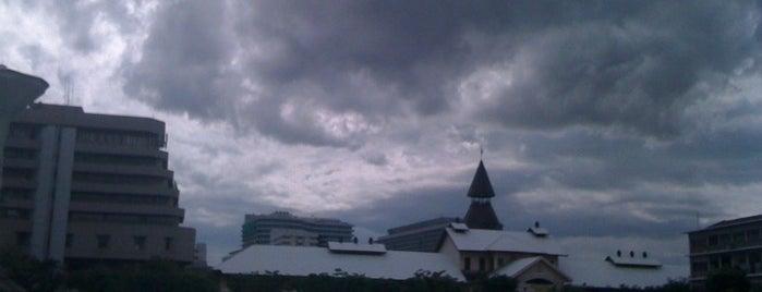 Thammasat University is one of Around Bangkok | ตะลอนทัวร์รอบกรุงฯ.