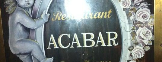 Acabar is one of Lugares que conozco en Baires! y Vamos por más....