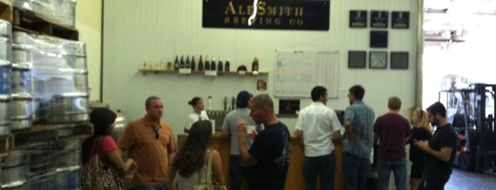 AleSmith Brewing Company is one of Breweries in San Diego.
