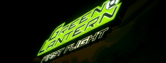 Green Lantern: First Flight is one of Lugares favoritos de Fernando.