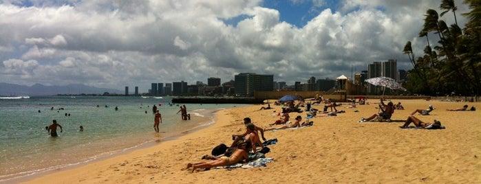 Kaimana Beach Park is one of Hawaii 2014 LenTom.
