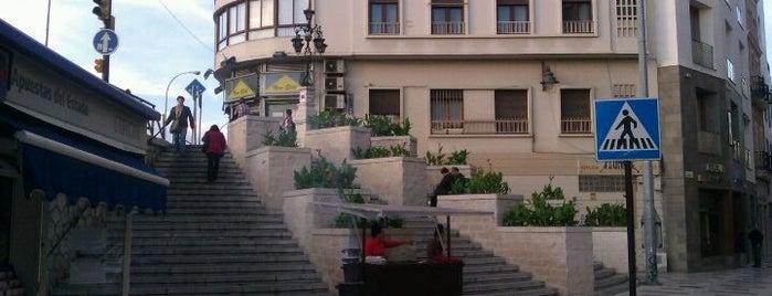 Tribuna de los Pobres is one of Málaga #4sqCities.