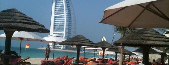 Madinat Jumeirah Private Beach is one of Dubai #4sqCities.