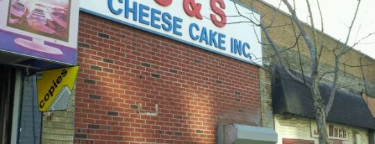 S & S Cheesecake is one of Queens and the Bronx.