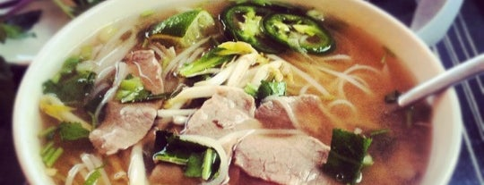 Phở-natic is one of Denver.