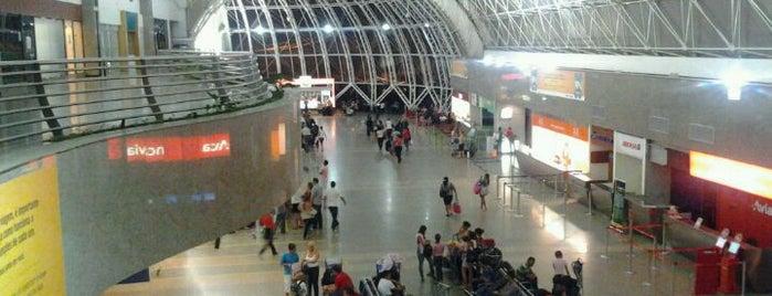 Aeroporto Internacional de Fortaleza / Pinto Martins (FOR) is one of Airports - worldwide.