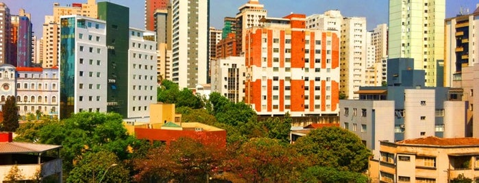 Belo Horizonte is one of Good Places.