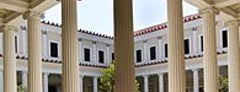 Getty Villa Ranch House is one of Vanity Fair Agenda's Social L.A..