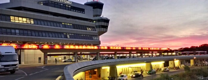 Berlin Tegel Otto Lilienthal Havalimanı (TXL) is one of Airports Europe.