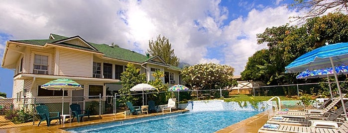 Wailuku Guesthouse is one of Maui.