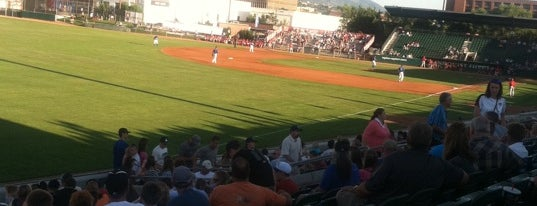 Lindquist Field is one of Minor League Ballparks.
