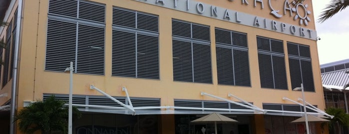 Curaçao International Airport (CUR) is one of Airports in US, Canada, Mexico and South America.