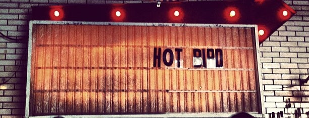 Hot Bird is one of Brooklyn.