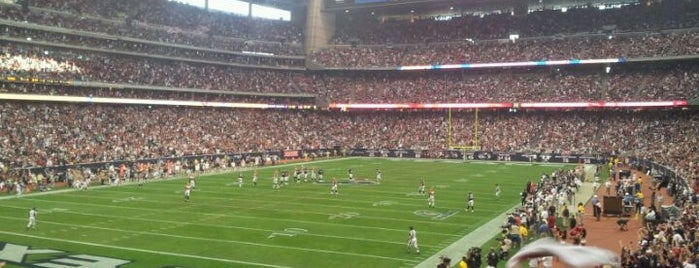 NRG Stadium is one of Houston, We Support Local, Grow Together  #visitUS.