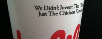 Chick-fil-A is one of Walter : понравившиеся места.