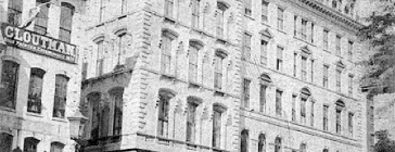 Omni Parker House is one of IWalked Boston's Crimes-Haunts (Self-guided tour).