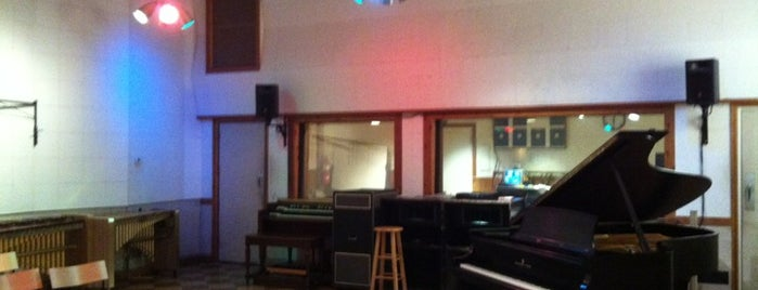 RCA Studio B is one of Nashville.