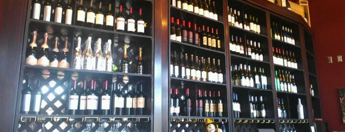 Wines of California Wine Bar is one of Lieux sauvegardés par Marcos.