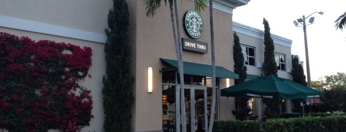 Starbucks is one of Must-visit Food in West Palm Beach.