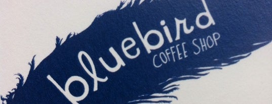 Bluebird Coffee Shop is one of Coffee in NYC.