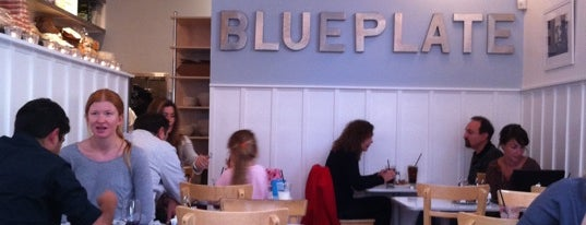 Blue Plate Santa Monica is one of Santa Monica.