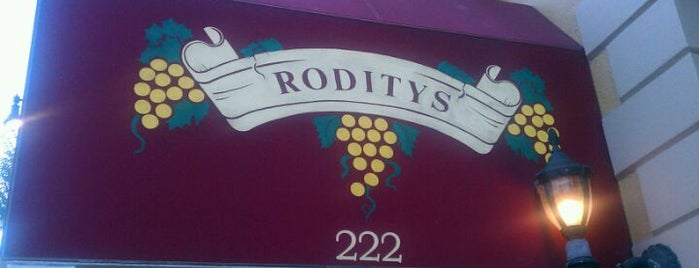 Rodity's is one of Lugares favoritos de Michelle.