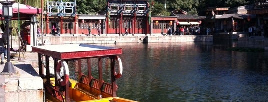 Summer Palace is one of World Heritage Sites List.