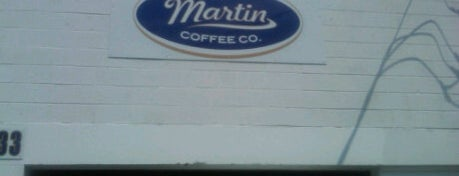 Martin Coffee Co is one of Cafe con Leche.