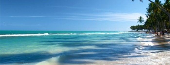 Praia de Tabuba is one of Praias Maceió.