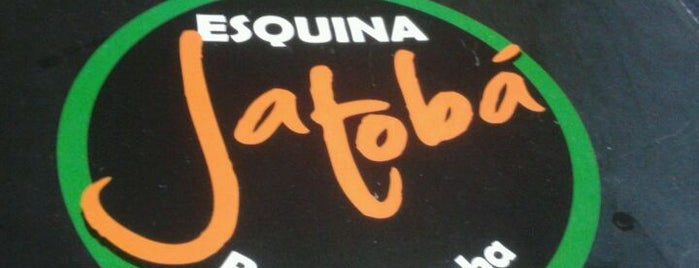 Esquina Jatobá Bar e Cozinha is one of TimBeta.