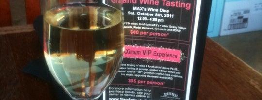 Max's Wine Dive San Antonio is one of San Antonio - Get Full. Have Fun. #visitUS #4sq.