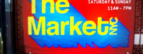The Market NYC is one of New York to do list.