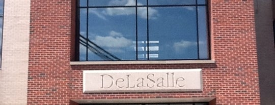 DeLaSalle High School is one of Twin Cities High Schools.