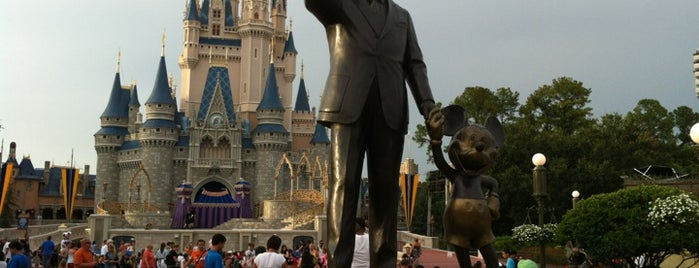 Magic Kingdom® Park is one of Walt Disney World.