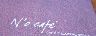 N'O Café is one of Restaurantes favoritos.