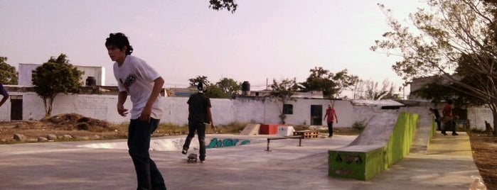 Skatepark De Cardel is one of #Cardel.